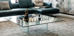 Small Table Cattelan Itallia Carre Design