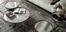 Small table Cattelan Italia Billy Keramik Top Collection