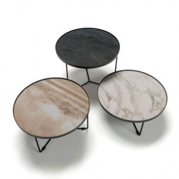 Small table Cattelan Italia Billy Keramik