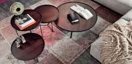 Small table Cattelan Italia Billy Wood RB Collection