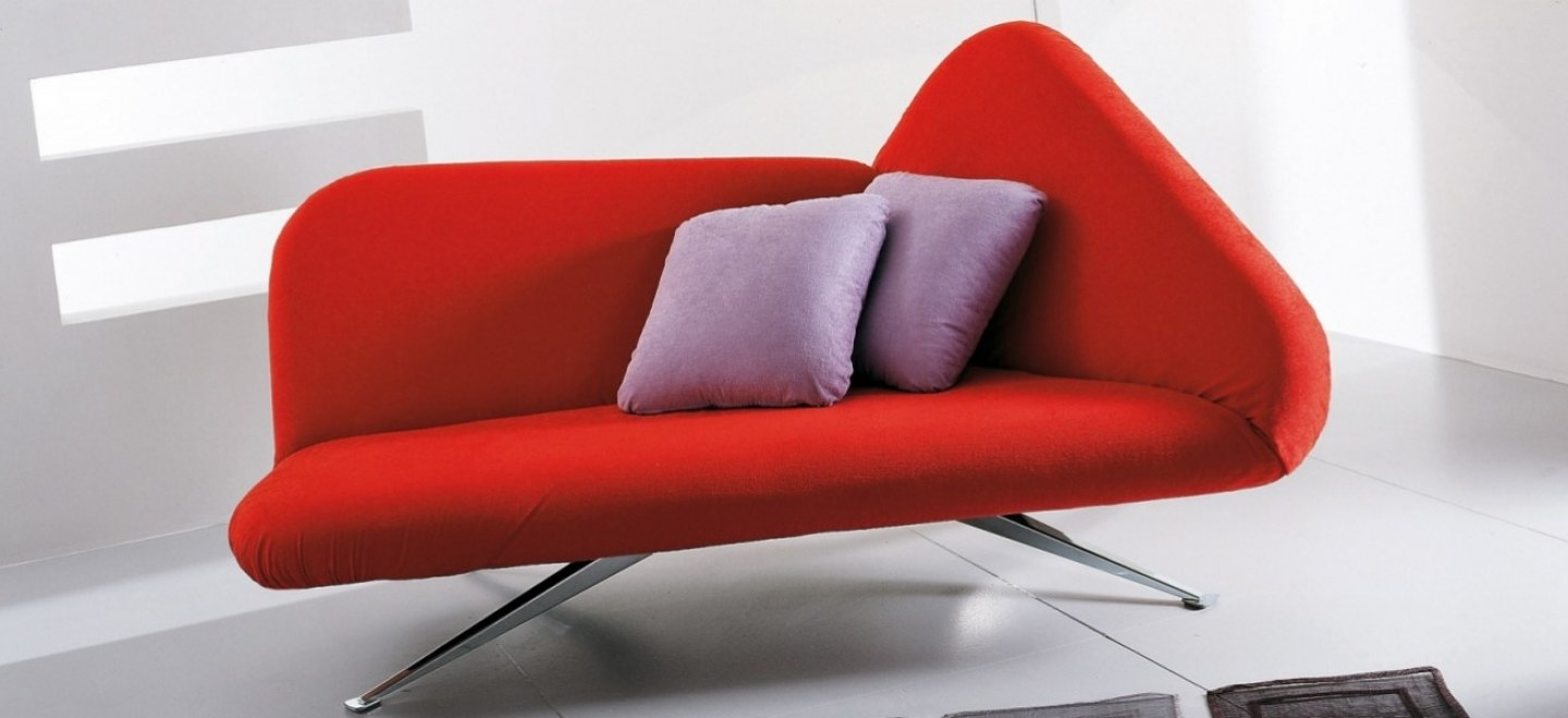 Sofa Bonaldo Papillon Red