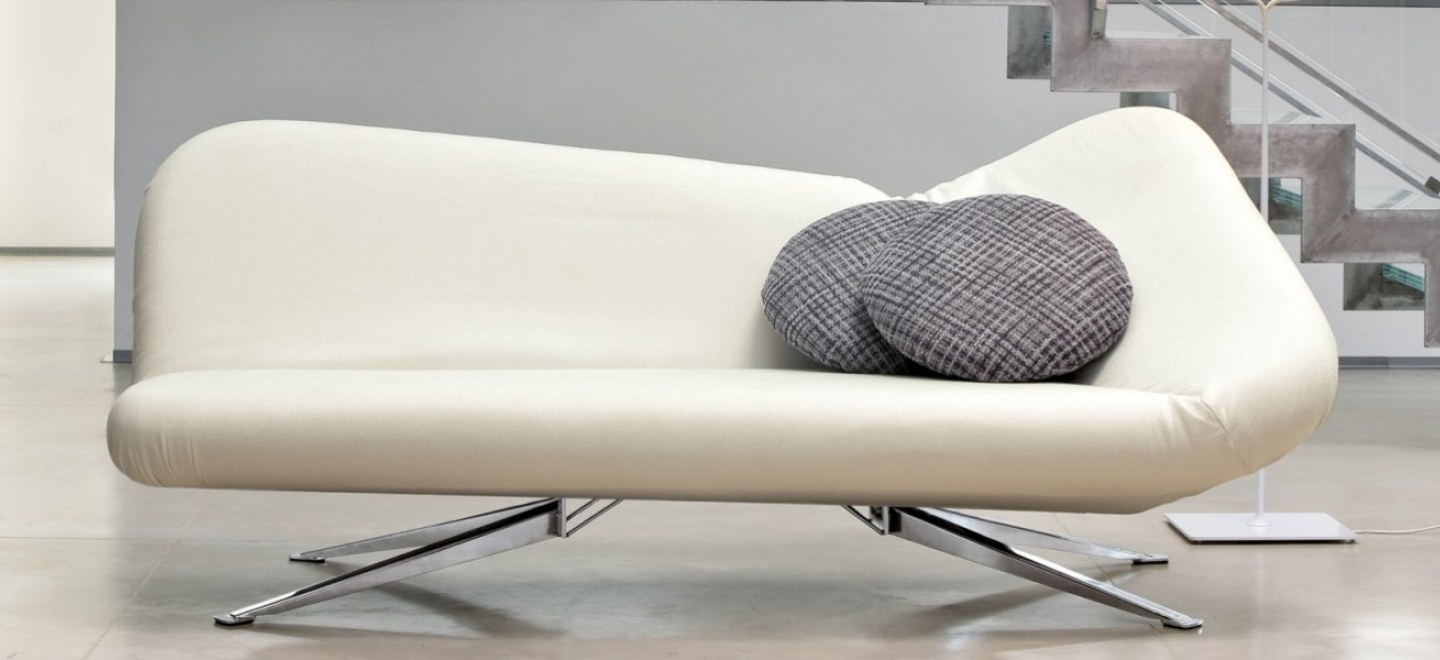 Sofa Bonaldo Papillon White