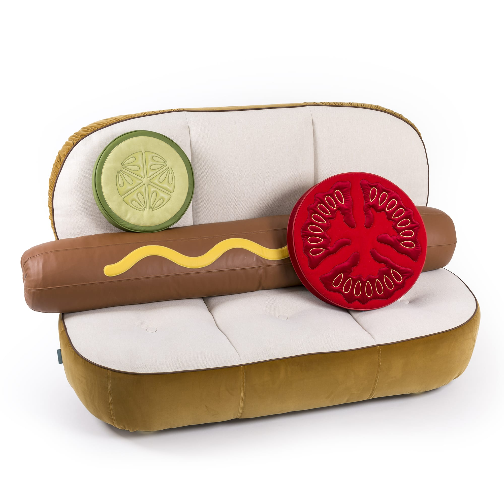Sofa Seletti Hot Dog Racurs