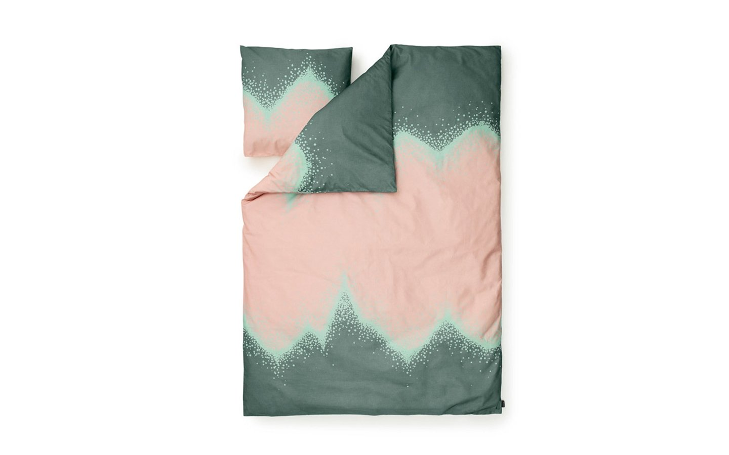 Sprinkle Bed Linen Green NC