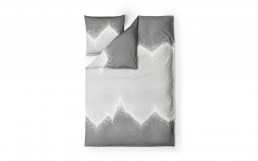 Sprinkle Bed Linen Grey NC