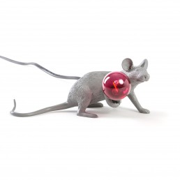 Table Lamp Seletti Mouse Lop Front