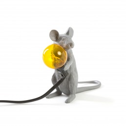 Table Lamp Seletti Mouse Mac Racurs