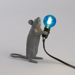 Table Lamp Seletti Mouse Step Face Interior Design