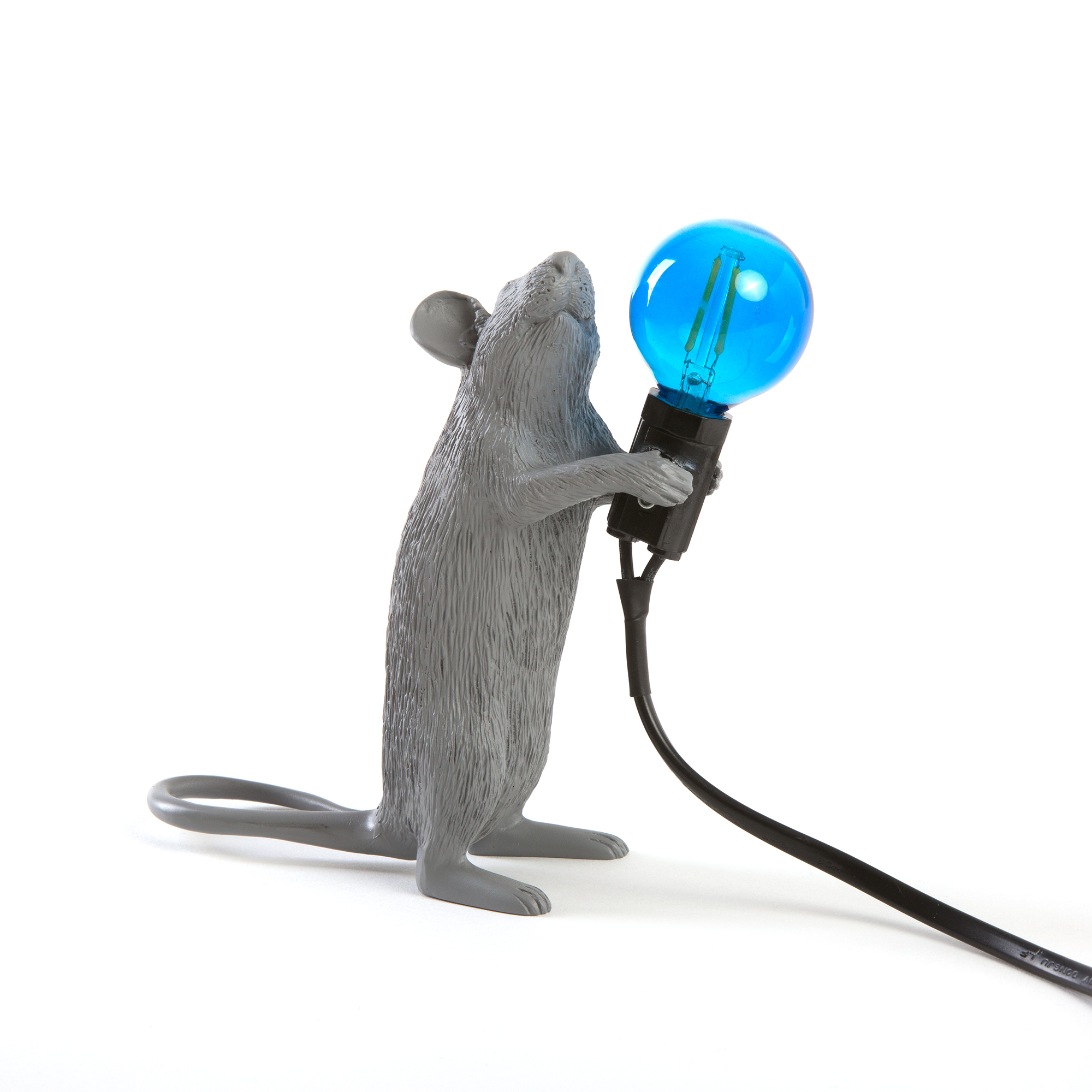 Table Lamp Seletti Mouse Step Face