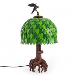 Table Lamp Seletti Tiffany Tree