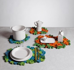 Table Mat Seletti Collection
