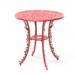 Table Seletti Industry Collection Red 1