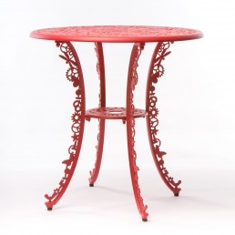 Table Seletti Industry Collection Red Racurs