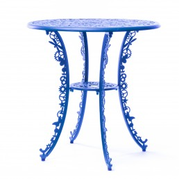 Table Seletti Industry Collection Sky Blue Front