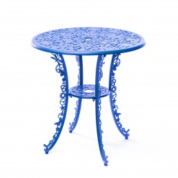 Table Seletti Industry Collection Sky Blue