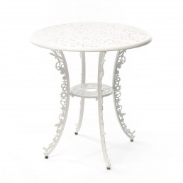 Table Seletti Industry Collection White