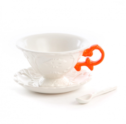 Tea Cup Seletti I WARES Orange