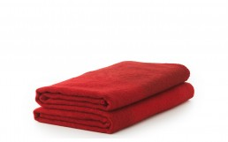 Tint Throw Blanket Red NC