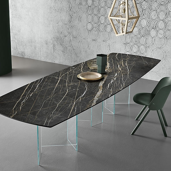 Tonelli Design Metropolis Table Ceramic