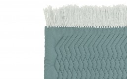 Trace Rug Blue Detail NC