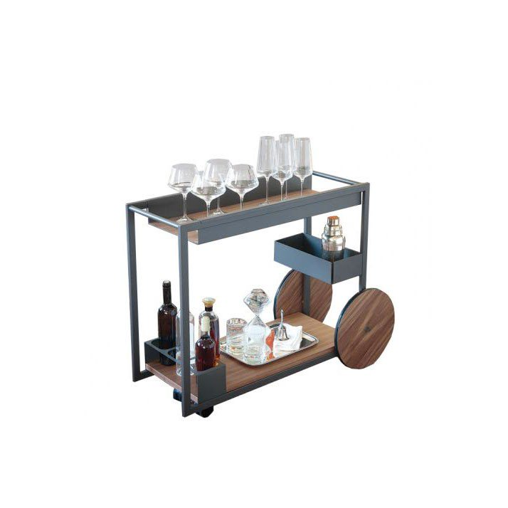 Trolley Bar cattelan Italia Brandy