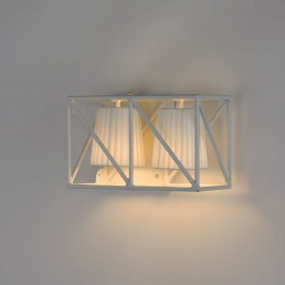 Wall Lamp Seletti Multilamp White Interior