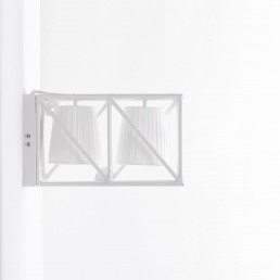 Wall Lamp Seletti Multilamp White