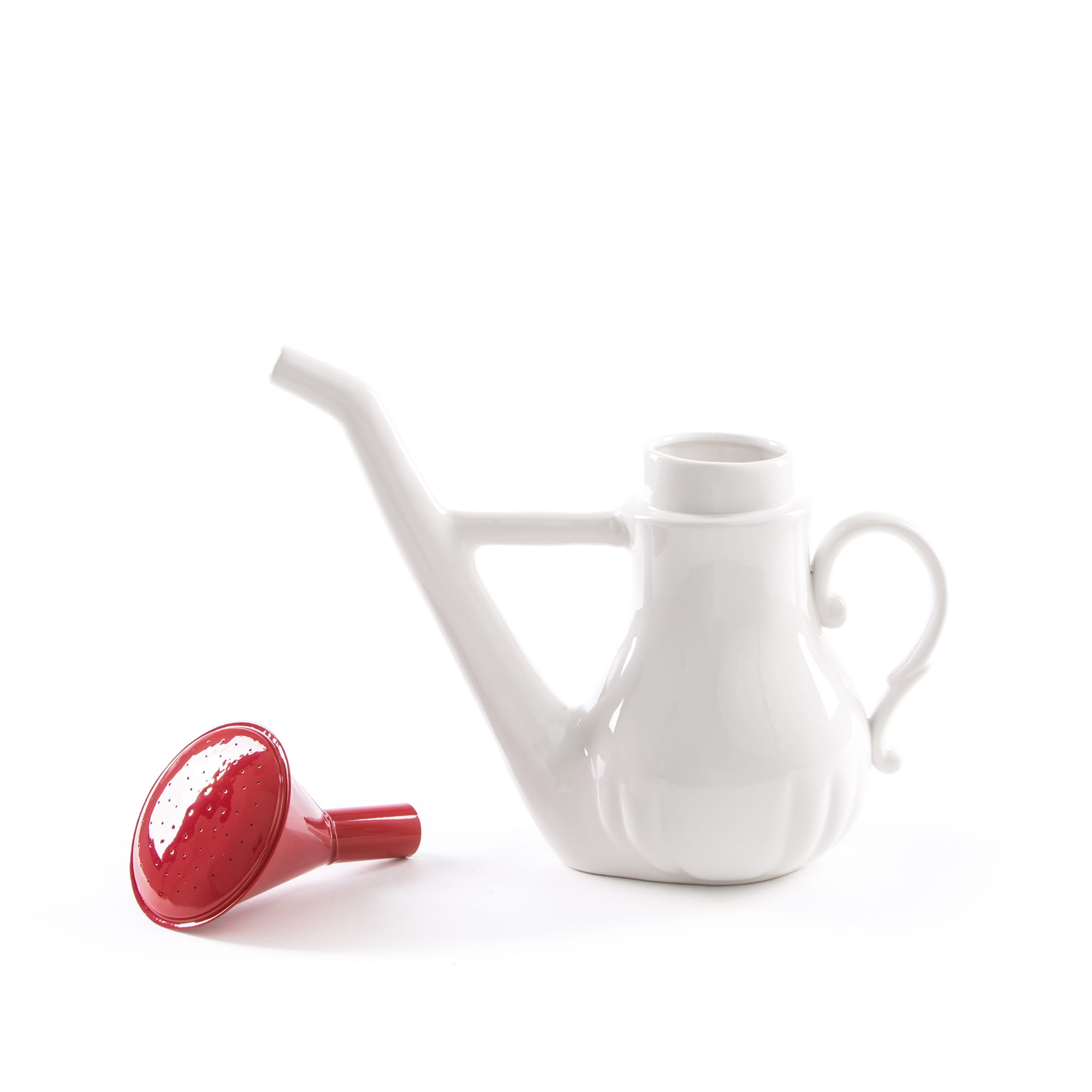 Watering Can Seletti Swan Open