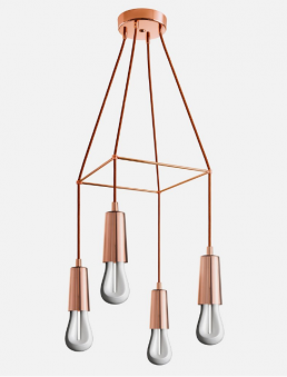 Way drop Cap Plumen Copper 1