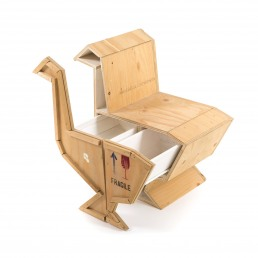 Wooden Furniture Seletti Goose Open