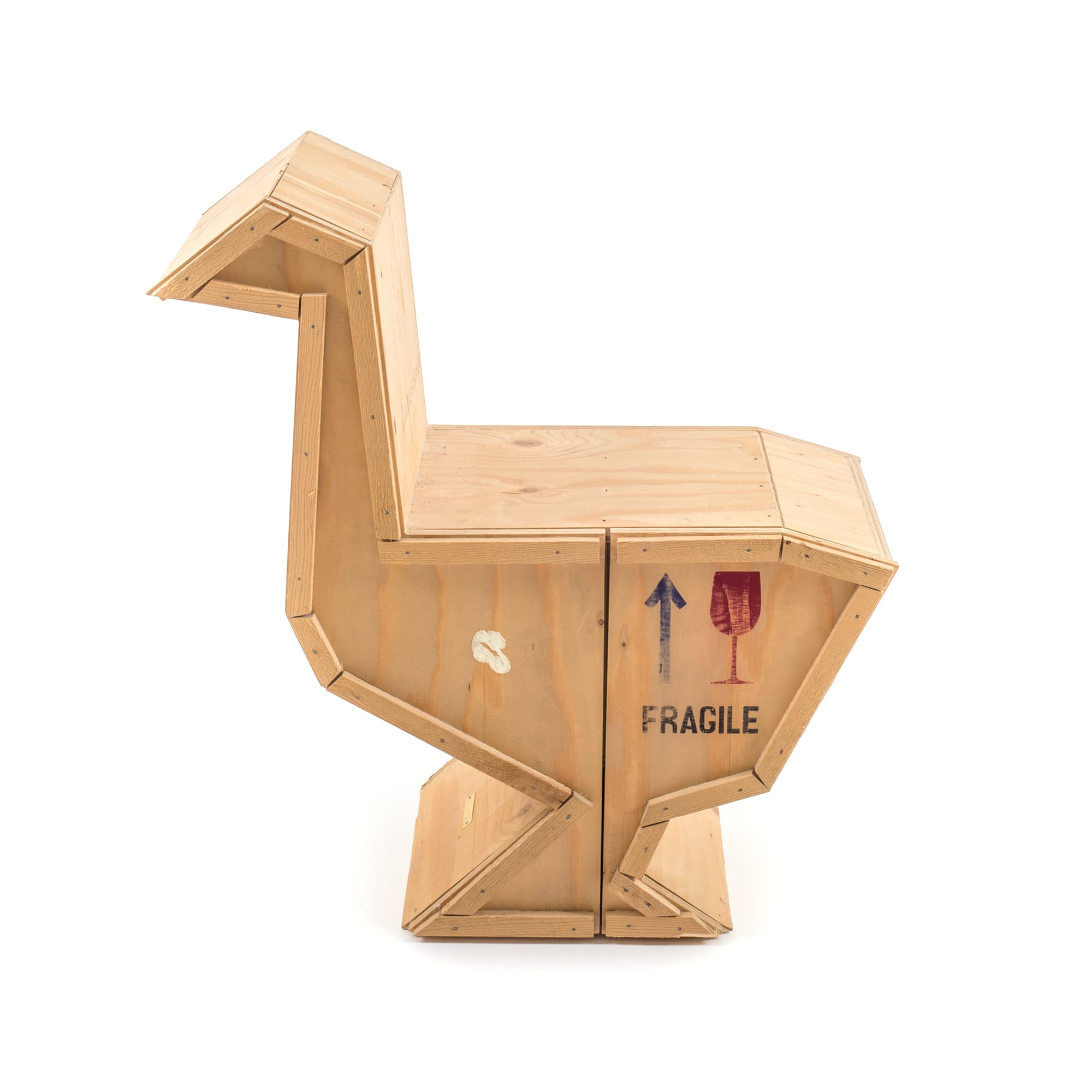 Wooden Furniture Seletti Goose