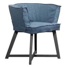 gray 26 small armchair gervasoni