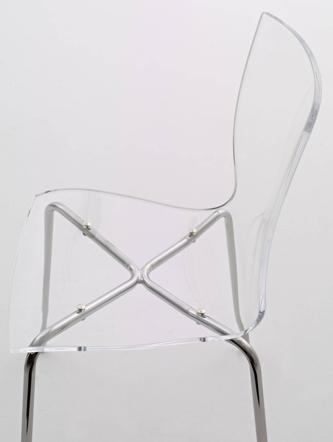 hip chair transparent side