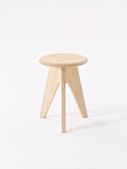 Jerry Stool Natural Ash