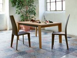 Karla Chair and table