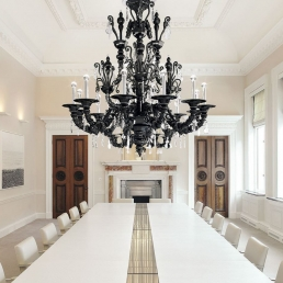 Barovier & Toso Taif Chandelier