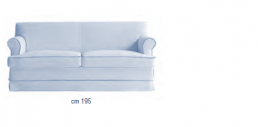 Campeggi Rose Sofa Bed data sheet