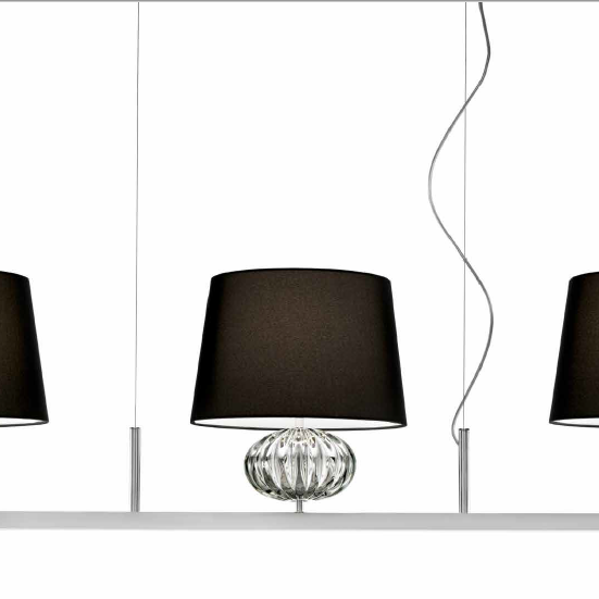 Barovier & Toso Matrioska Suspension Lamp