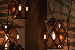 Contardi Muse Lantern Suspension