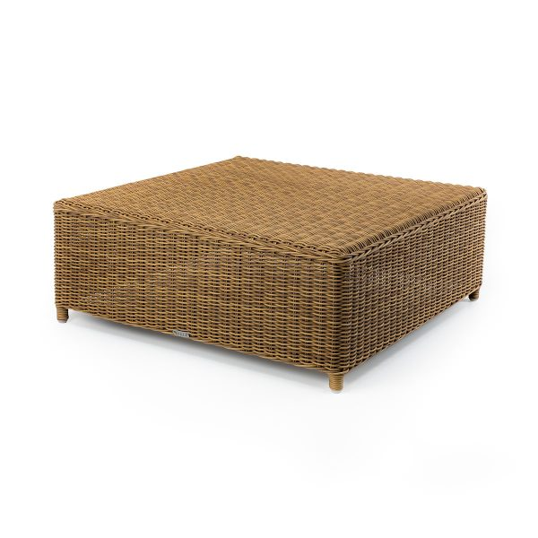 Braid cloe Square coffee table