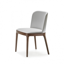 magda chair white